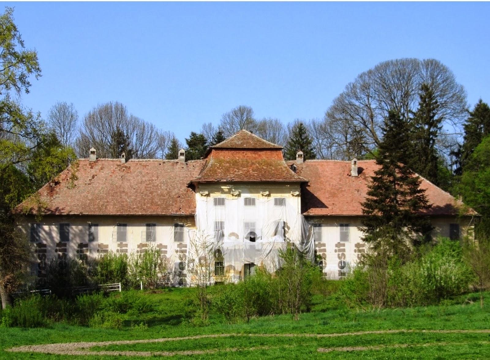 Castelul Brukenthal Sambata de Jos
